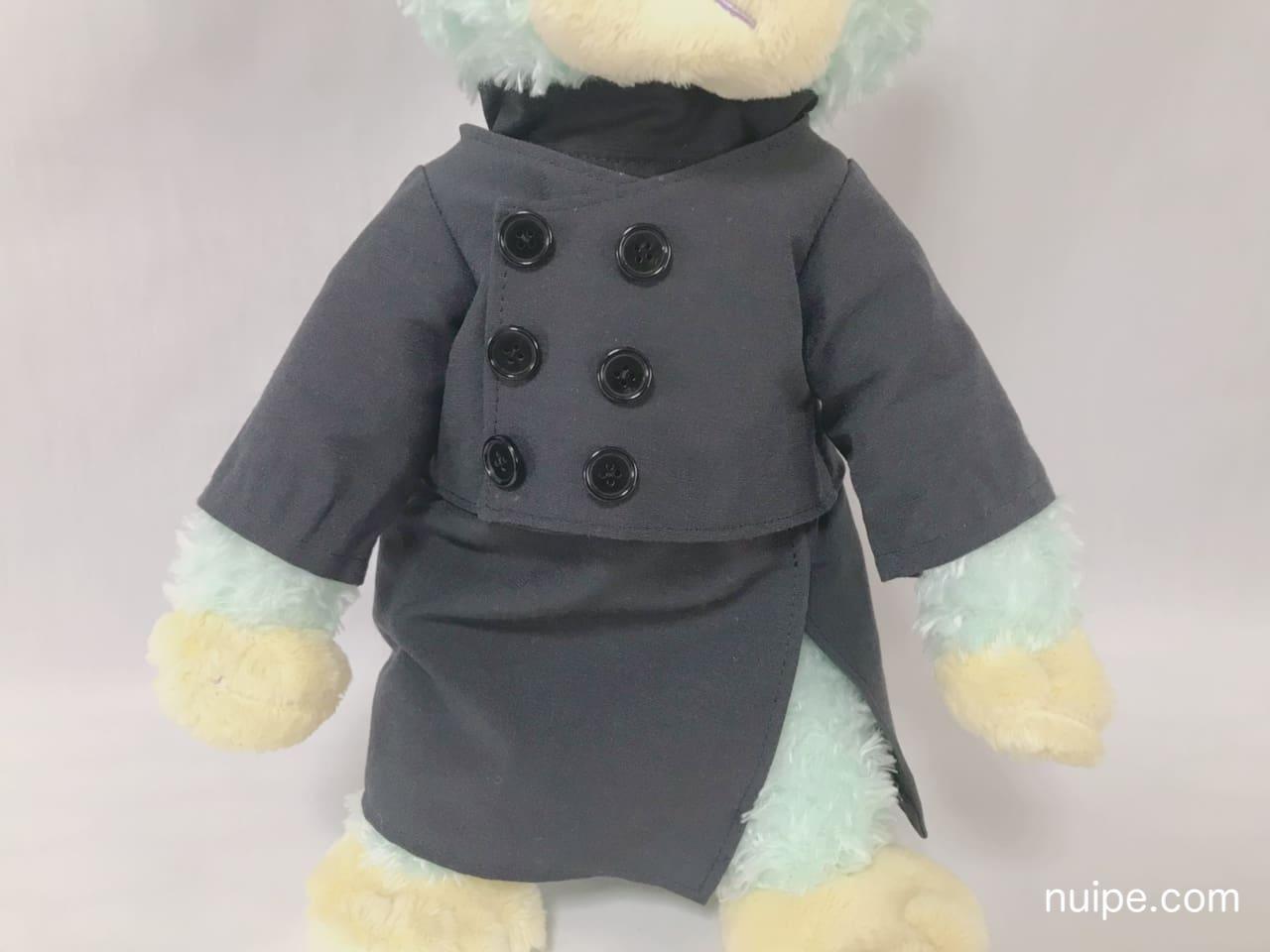 プリンスキャットの服の作り方
