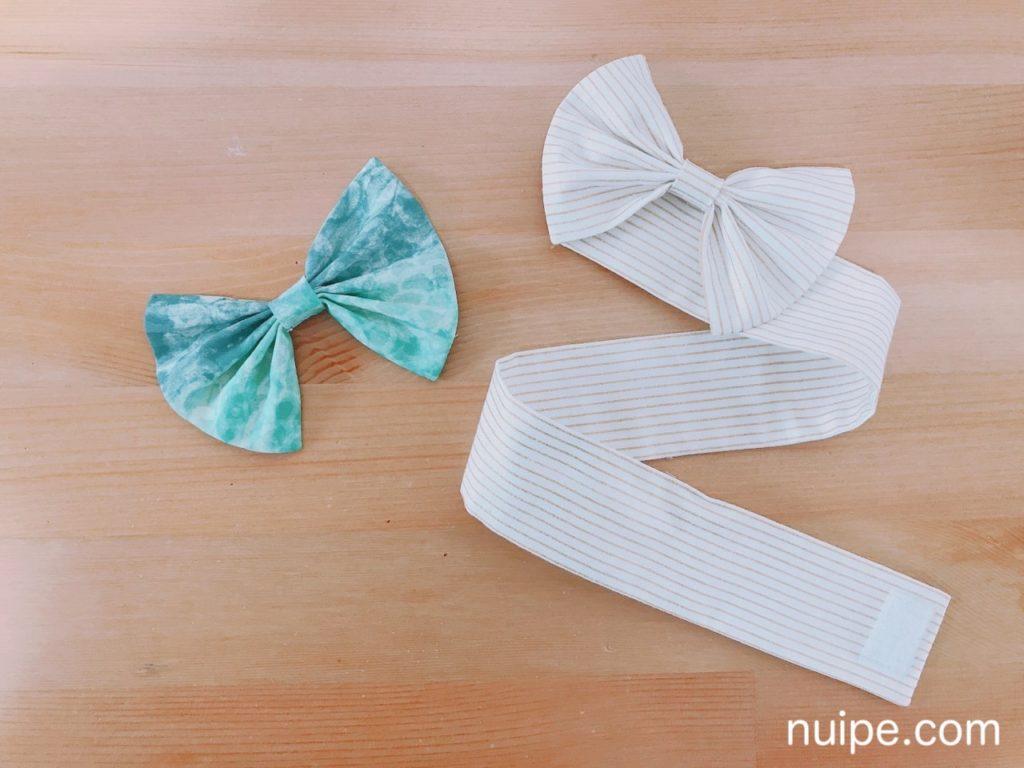 浴衣(着物)の帯とアクセサリー