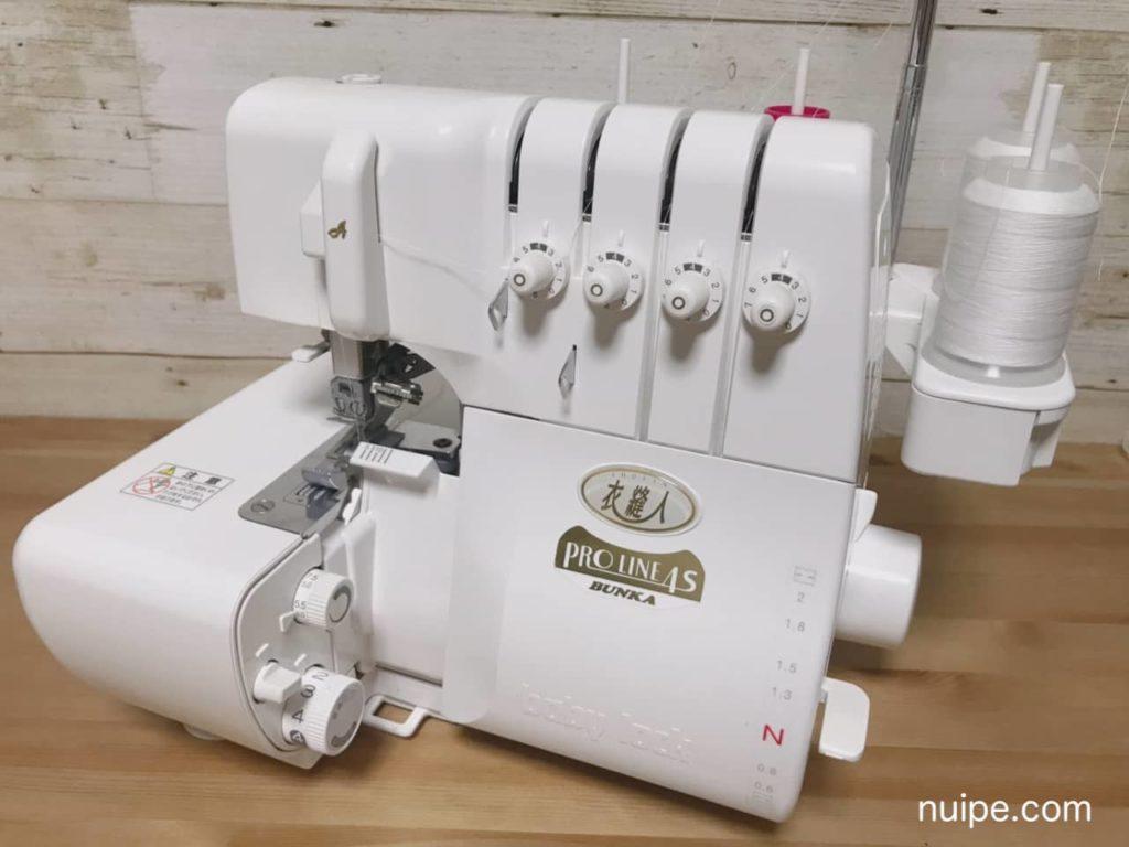 ロックミシン「衣縫人」