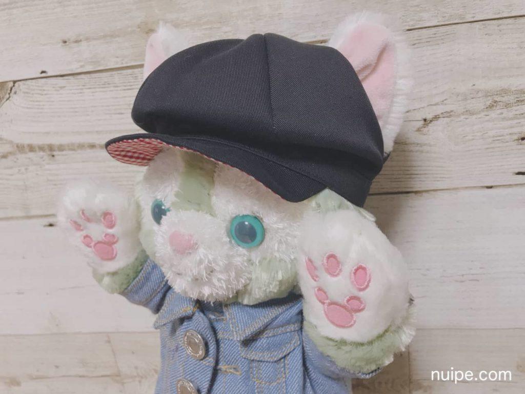 帽子をかぶったジェラトーニ