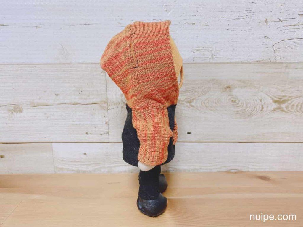 靴下パーカーを着たぬいスター神宮寺レン横